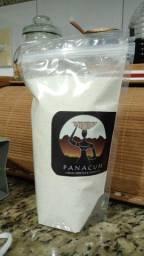 Farinha de Mandioca Agroflorestal Orgânica