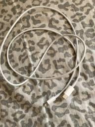Vendo cabo lightning original iPhone