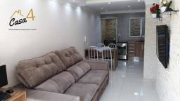 Sobrado com 2 dormitórios sendo 2 Suítes e 2 vagas cobertas a venda com 100 m² por R$ 400.