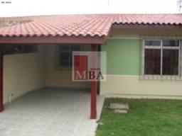 Casa em Condomínio para Venda em Curitiba, CAJURÚ, 3 dormitórios, 2 banheiros, 1 vaga
