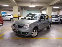 CLIO 2007/2008 1.6 PRIVILÉGE SEDAN 16V FLEX 4P MANUAL