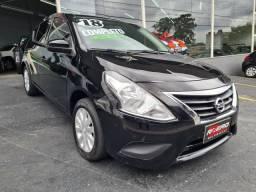 Nissan Versa 2018 Completo 1.0 Flex Revisado