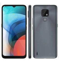 Motorola e7 64gb  cinza metalico (novo)