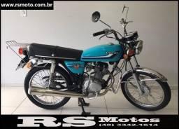 Título do anúncio: Honda CG 125 1980