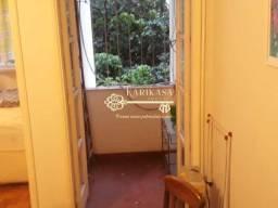 Apartamento à venda com 1 dormitórios em Copacabana, Rio de janeiro cod:KKAP10008