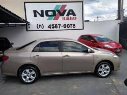 Toyota Corolla XLi 1.8 Flex 2009 Automático - Lindo - Impecável
