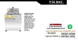 Fritadeira água e oleo para restaurantes e lanchonetes - produtos novos