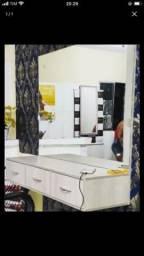 Bancada com espelho
