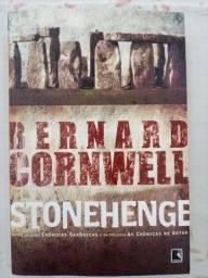 Título do anúncio: Stonehenge - Bernardo Cornwell