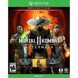 Título do anúncio: Mortal Kombat 11 Aftermath Xbox One Digital