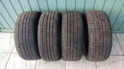 Vendo 4 pneus 205 45 R17