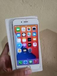 Título do anúncio: Iphone 6s 32gb aparelho com a tela trincada!