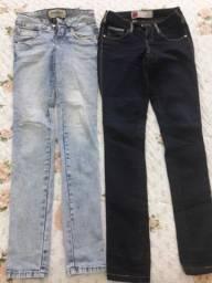 Calças Jeans Femininas tamanho 34