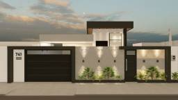 Título do anúncio: Lançamento, Linda casa alto padrão no setor Parque das Flores em Goiânia
