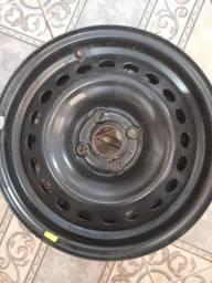 Roda de ferro aro 15 original do HB20