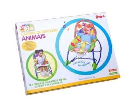 Cadeira De Style Animais Descanso Baby - Ótima Oportunidade