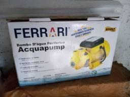 Título do anúncio: Motobomba Ferrari nova valor 140 reais