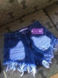 Título do anúncio: Short jeans novo!