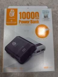 Título do anúncio: Bateria portátil Power bank original 10000mAh