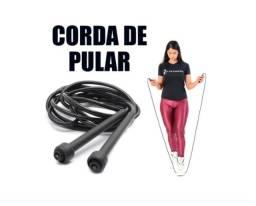 Título do anúncio: Corda de pular - jump speed rope - crossfit funcional_ep56