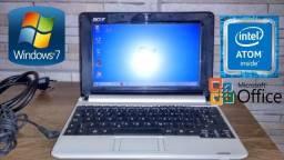 Netbook Acer Branco 9 Polegadas