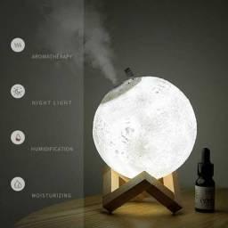 Lua umidificadora