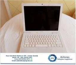 Macbook White A1181 (Para Retirada De Peças)