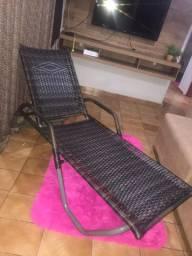 Vendo espreguiçadeira reclinável