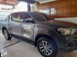 Título do anúncio: Toyota Hilux 2.8 SRV 4x4 cd diesel automático