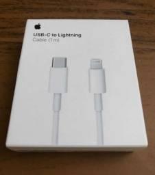 Título do anúncio: Cabo P/ iPhone USB $35.00, Tipo C $55.00 (Entrega gratis)