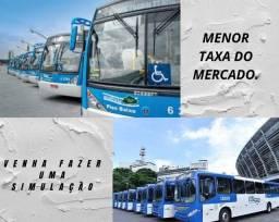 Ônibus novos e seminovos