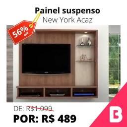 Painel suspenso para TV (última unidade)
