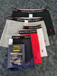 Kit 03 cuecas Ralph Lauren