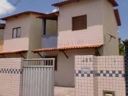 casa duplex com dois quartos no bairro do Cristo