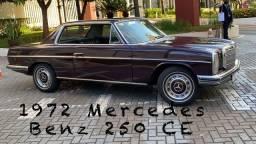 Título do anúncio: Mercedes-Benz 250 CE - 1972 - Câmbio Manual - Impecável