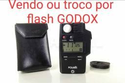 Vendo ou Troco Fotometro Polaris em Flash GODOX