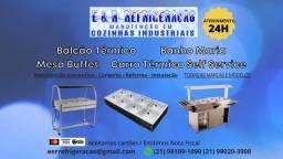 Manutenção Industrial ] Forno Fogão Maquina de Sorvete Salgado Meier- RJ