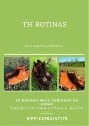 TH botinas