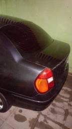 Título do anúncio: Renolt clio sedan completo 4p 2004  em dias só dult placa de Pernambuco