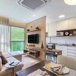 Título do anúncio: Apartamento com suite, varanda e elevador em Jacarépagua
