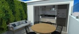 Cobertura 3 quartos, 2 salas, 2 sacadas, área gourmet churrasqueira, 2 vagas de garagem
