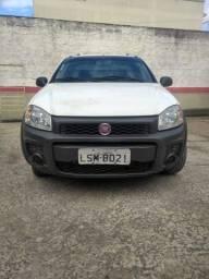 Fiat strada working 1.4 com kit gas