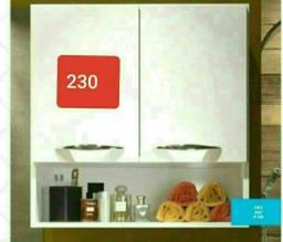 Armário de cozinha de parede 100% mdf