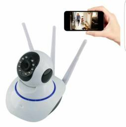 Título do anúncio: Camera 3 antenas via wifi