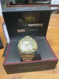 Relógio Invicta edição MARVEL