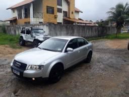 Título do anúncio: Audi A4 2003 Blindado