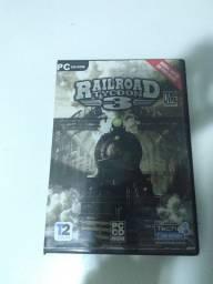 Jogo Railroad Tycoon 3 para PC