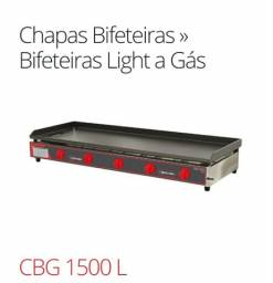 Chapas bifeteiras - Carolina JM EQUIPAMENTOS BC