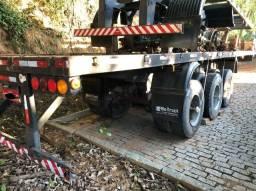 Carreta para Transporte de Granito Schiffer