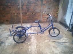 Triciclo Para botar em exposição ou festas
